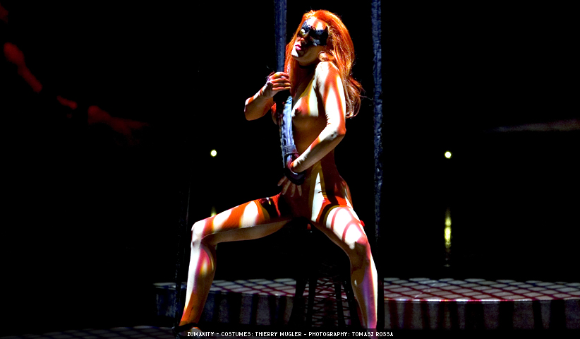 Nude Cirque Du Soleil 87